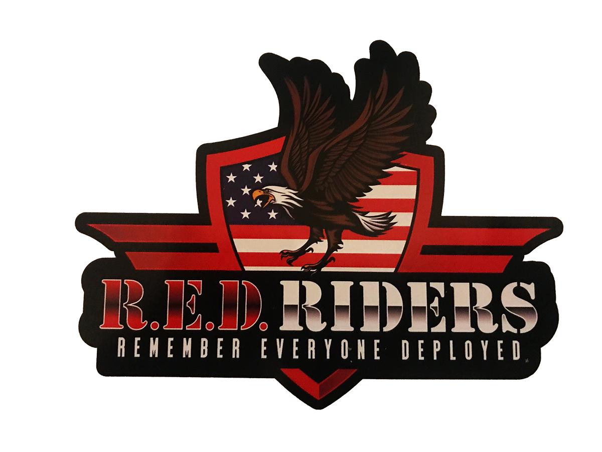 R.E.D. Riders Eagle