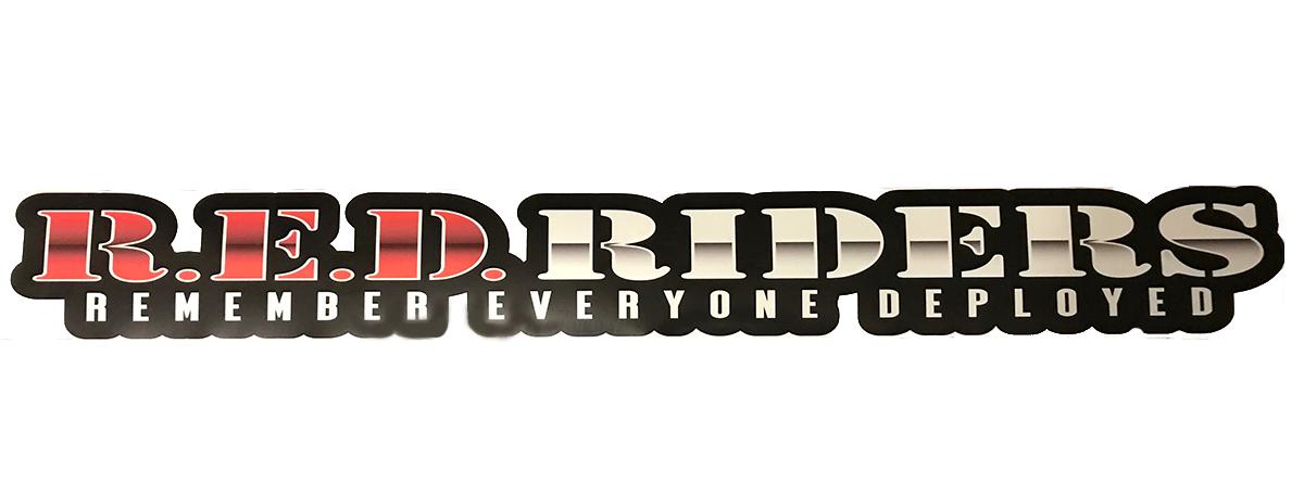 R.E.D. Riders Wide