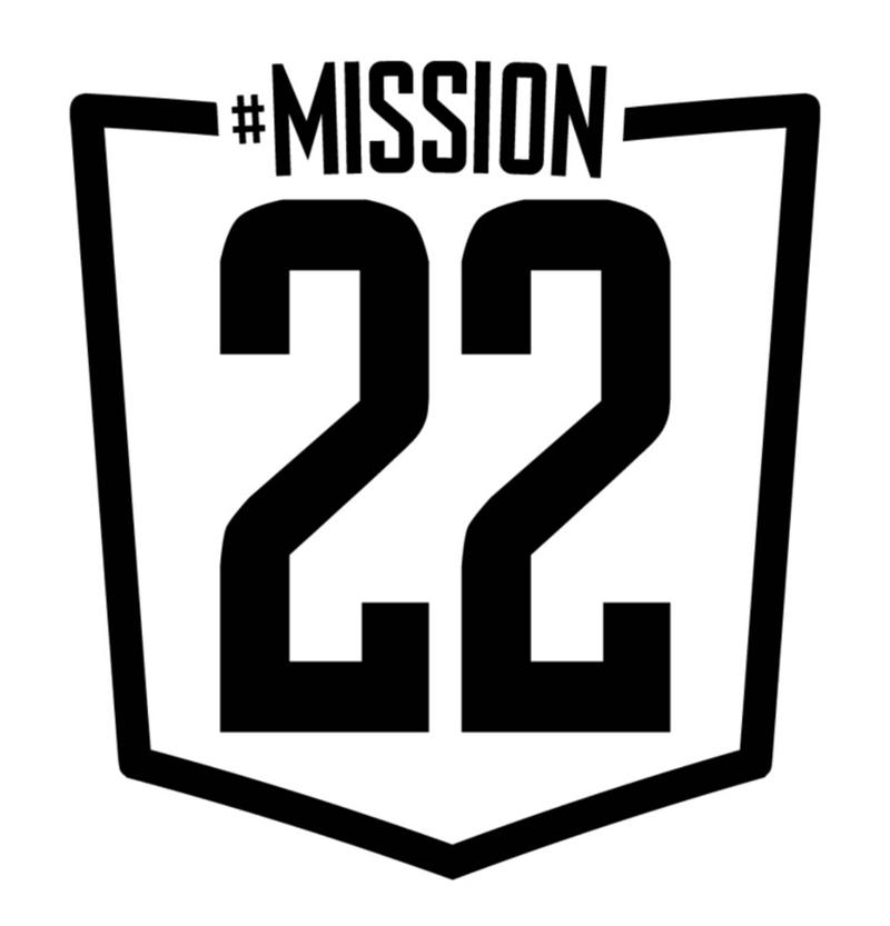 Mission 22 Badge - 26